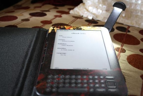 My Kindle Love