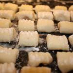 Making Homemade Gnocchi