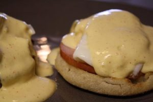 Taking a Crack at Eggs Benedict