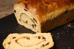 Cinnamon-Raisin Bread…Nothing Can Compare to Homemade Bread!