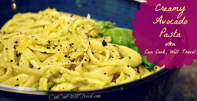 Creamy Avocado Pasta_Slider