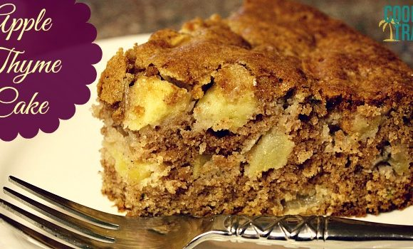 Thyme for Apple Cake!