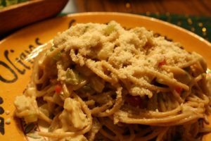 Turkey Tetrazzini…the Only Way to Eat Leftover Turkey!