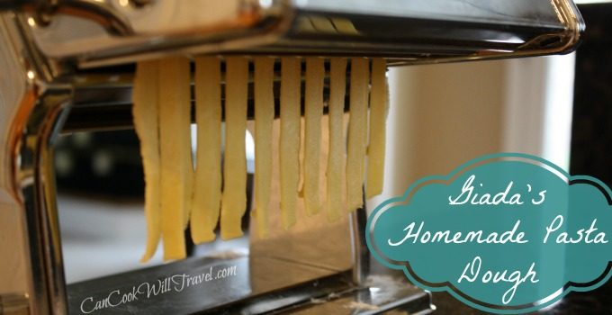 Look at Me…I Made Pasta…From Scratch!