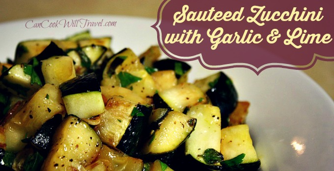 Sauteed Zucchini with Garlic and Lime_Slider