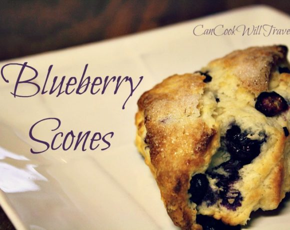 Scones - Can Cook, Will Travel
