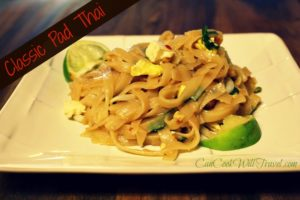 It's Pad Thai Time!