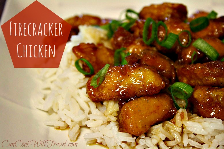 Firecracker Chicken Dish