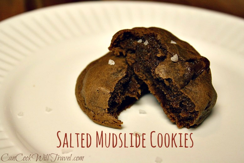 Salted Mudslide Cookie