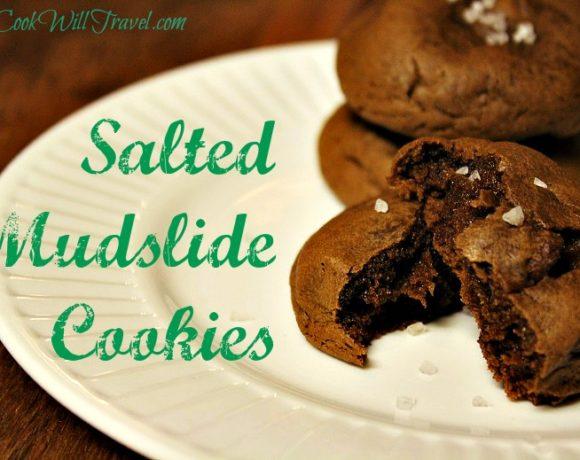 Salted Mudslide Cookies