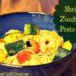 Shrimp, Zucchini & Pesto Pasta
