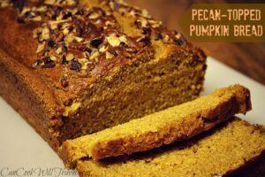 Pumpkin Bread Slimmed Down