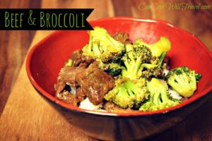 Beef and Broccoli – Don't Mind If I Do!