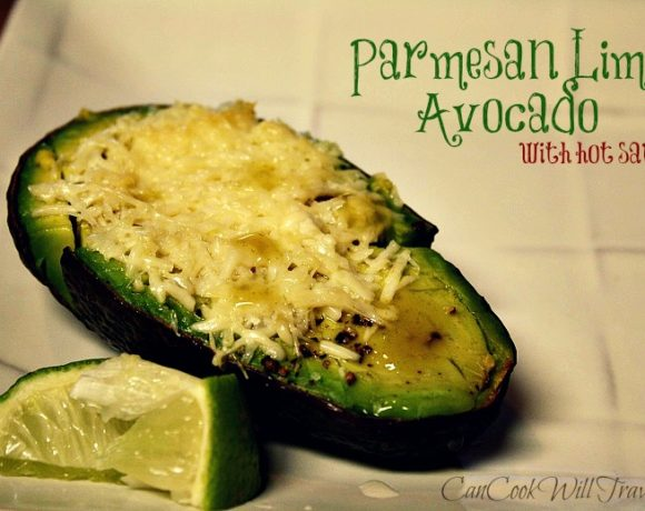 Baked Avocados Are So Cool!!