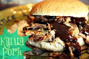 Going Back to Hawaii with Kalua Pork
