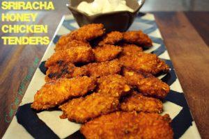 Sriracha Honey Chicken Tenders Are on the Menu