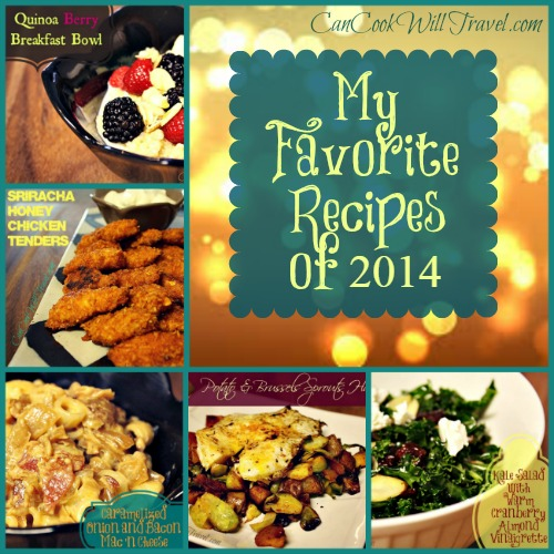My Favorite Recipes from 2014