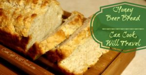 Honey Beer Bread is Seriously Tasty!