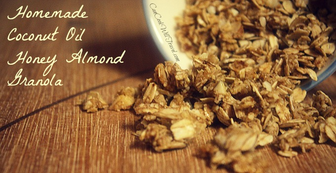 Honey Almond Granola_Slider2