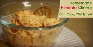 Pimento Cheese…It's New to Me!