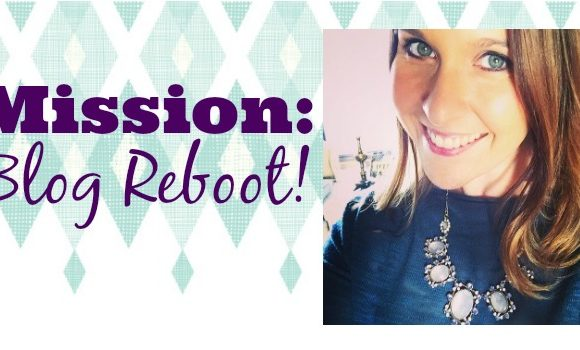 Mission: Blog Reboot