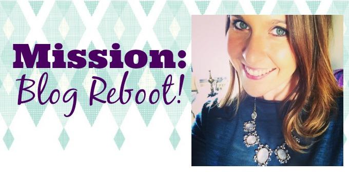 Mission - Blog Reboot