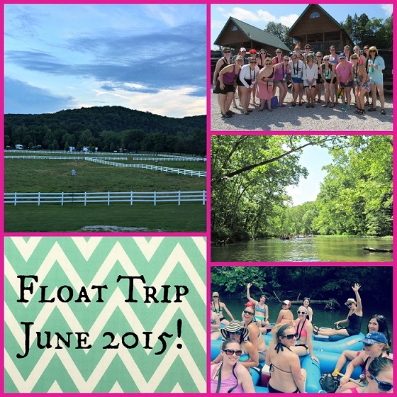 Float Trip Collage