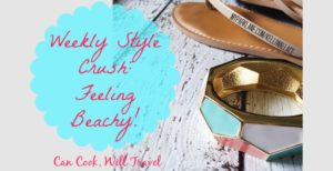 Weekly Style Crush: Feeling Rather Beachy With This Jewelry Collection