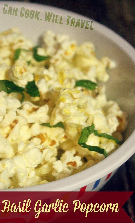 Basil Garlic Popcorn_2