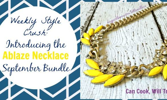 Weekly Style Crush: Bundle Up! Your September Jewelry Bundle is Here