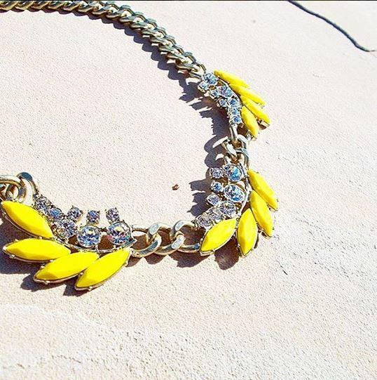 Ablaze Necklace_Close Up