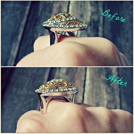 How to re-size your ring