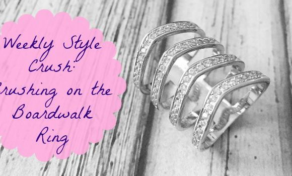 Weekly Style Crush: The Boardwalk Ring Stuns