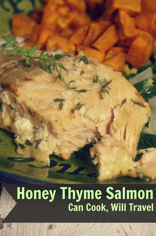 Honey Thyme Salmon