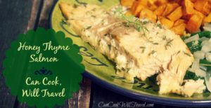 How to Cook Salmon In No Time with Honey Thyme Salmon