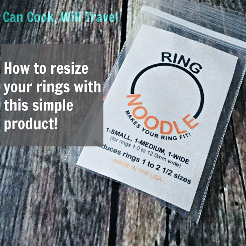 How to re-size your rings