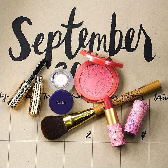 Photo Credit: Tarte Cosmetics (Instagram)