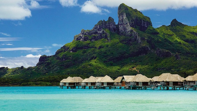 Bora Bora - Photo Credit The Four Seasons