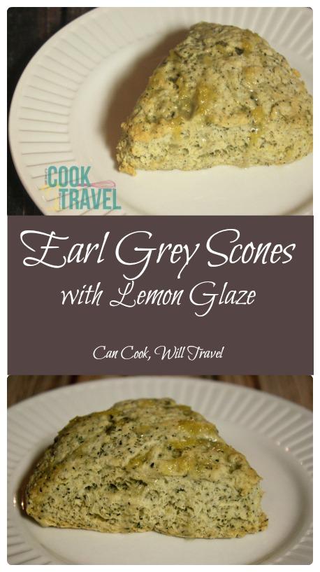 Earl Grey Scones