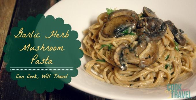 Garlic Herb Mushroom Spaghetti_Slider2