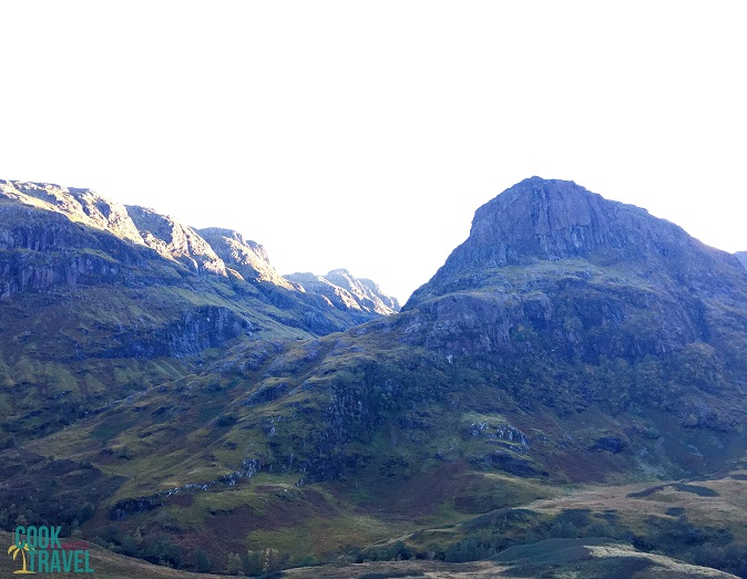 I wish this photo did Glen Coe justice ... stunning, peaceful, and it definitely leaves you in a state of awe.