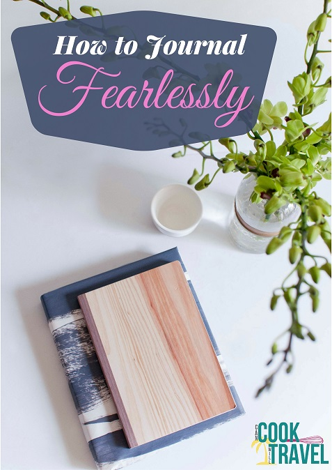 How to Journal Fearlessly