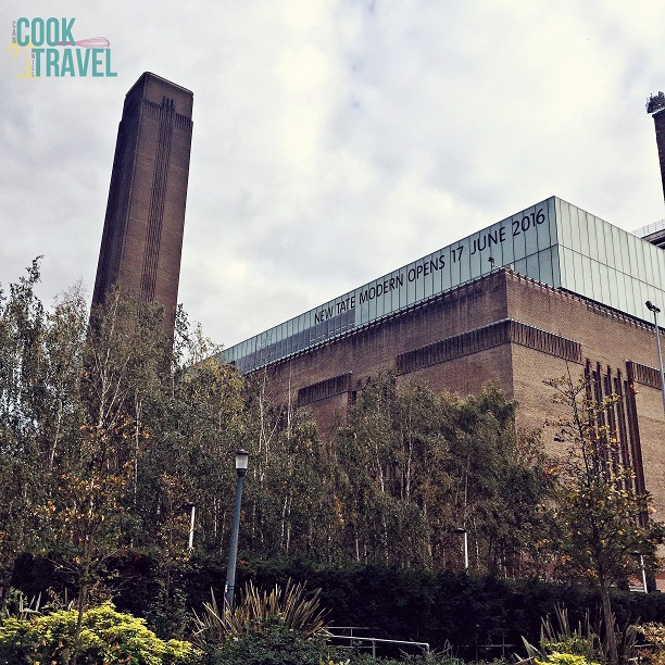 Tate Modern is packed with art ranging from iconic pieces to cool and wacky!