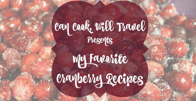 Favorite Cranberry Recipes