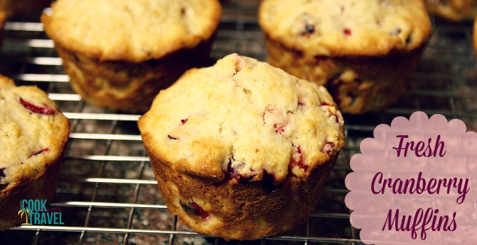 Fresh Cranberry Muffins_Slider