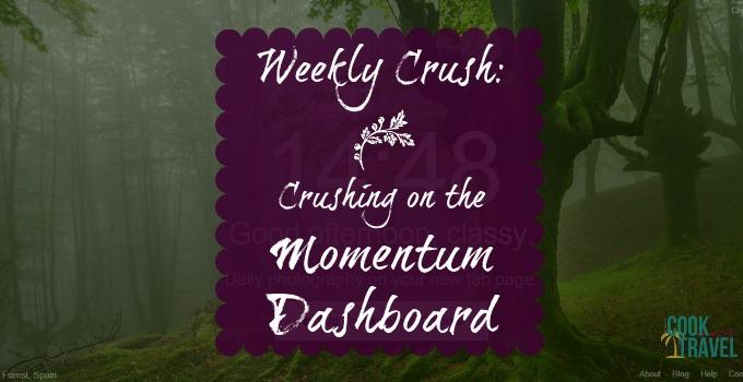 Momentum Dashboard