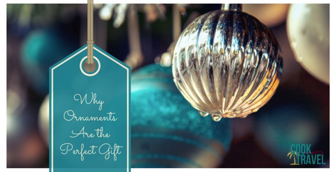 Why Ornaments Are the Perfect Gift