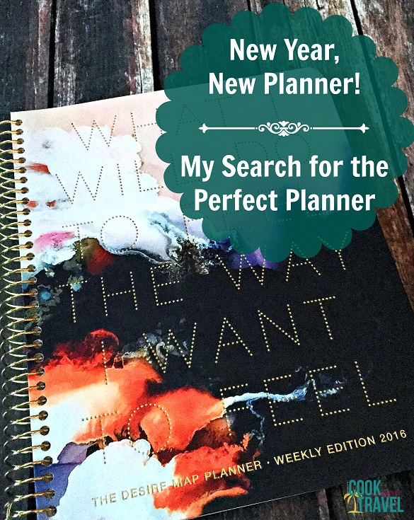 New planner