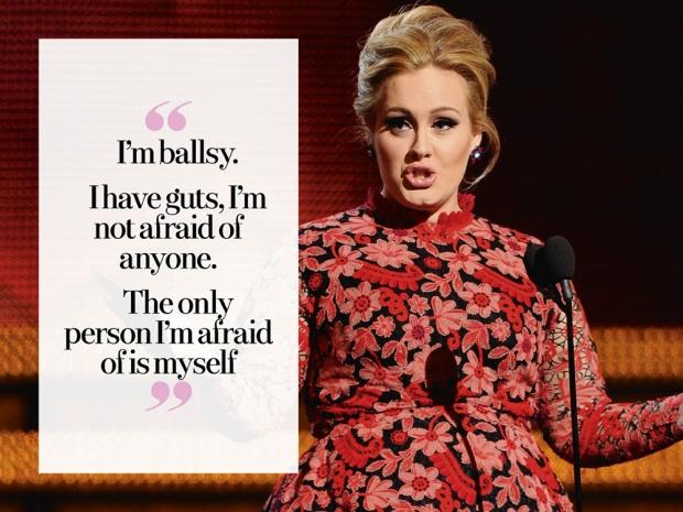 Crushing on Adele