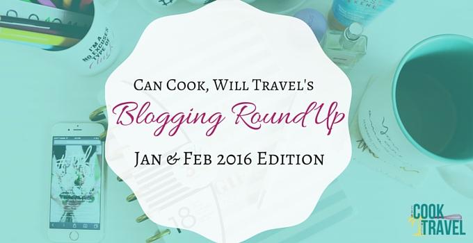 Blogging Roundup